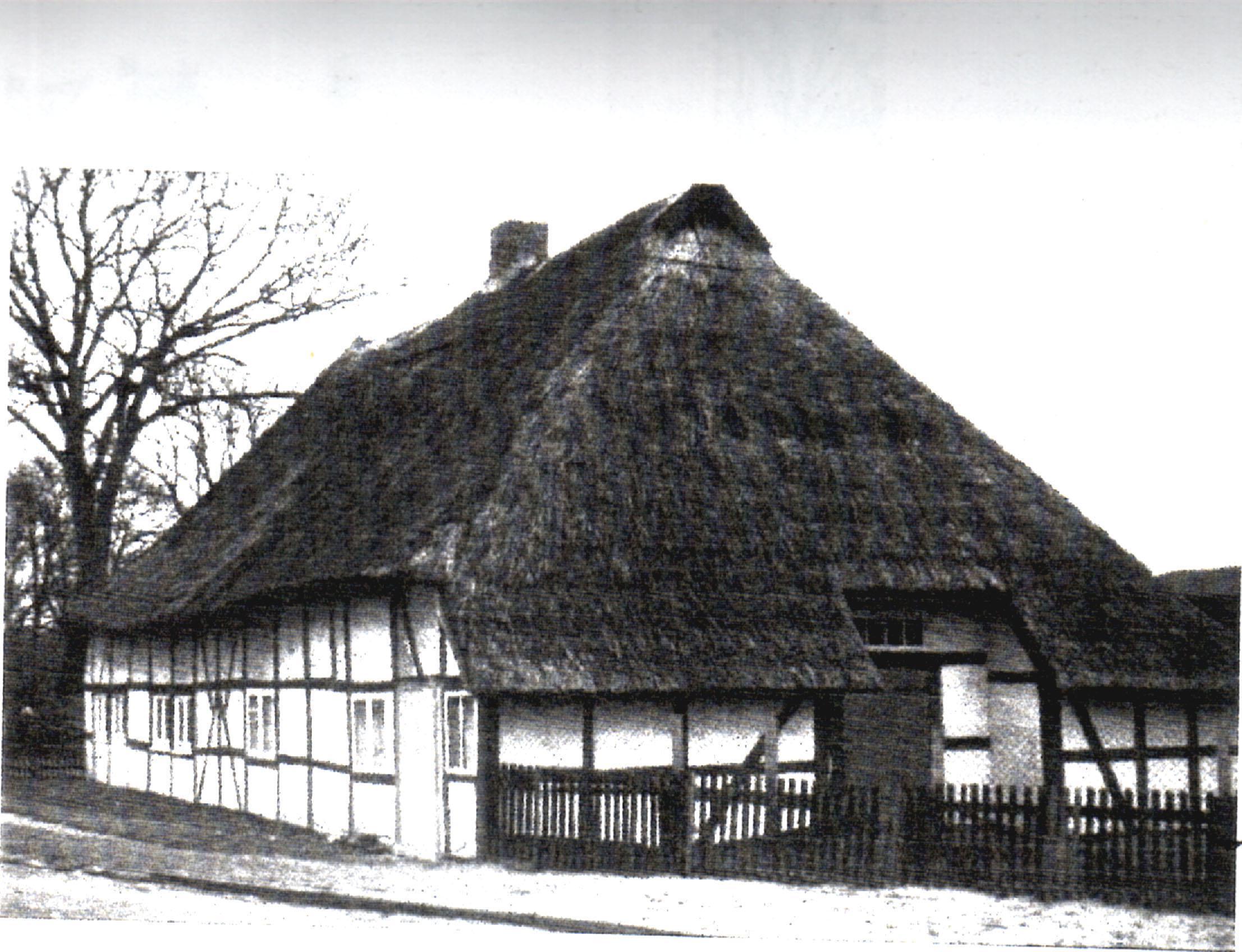 Dette var huset til familien Brenz. Ved å bruke til til å lære om stedene og tiden som dine forfedre levde i,, kan du vekke historien til live.